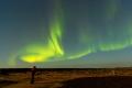 Le 5 octobre à 23h45 au pied du Snaefellsjökull