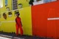 Ce modèle pose pour une photographe de Bo-Kaap