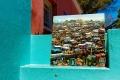 Le Township de Khayeslistha au sud de Cape Town inspire les artistes de Bo-Kaap