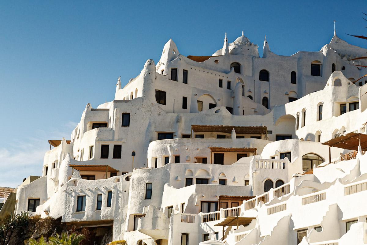 Exub rante casapueblo le go t d 39 ailleurs blog de voyages for Architecture fantastique