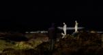 Ces deux sirènes veillent sur notre bivouac de Punta del Este