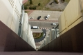 Notre AzalaÏ nous attend au parking. Photo prise depuis la tour Vista de Punta del Este
