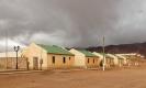 Quelques maisons de mineurs à Tolar Grande