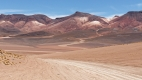Désert de Siloli au nord de la Reserva Nacional de Fauna Andina Eduardo Avaroa