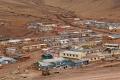 San Vicente, village minier à 4500 m d'altitude : mine d'argent