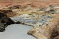 Sol de Mañana, champ de solfatares à 4850 m d'altitude de la Reserva Nacional de Fauna Andina Eduardo Avaroa. Après l'Islande,  l'émerveillement de Daniel n'est pas au rendez-vous