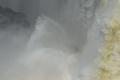 Brume aux chutes d'Iguazú