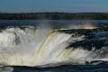 La Garganta del Diablo, chutes d'Iguazú