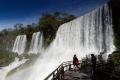 Salto Bossetti des Chutes d'Iguazú