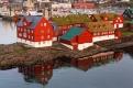 Les maisons rouges