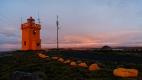 Le phare orange