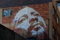 Street art à Johannesburg, quartier de Braamfontein