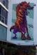 Murale de Malik, quartier de Braamfontein, Johannesburg