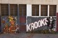 Street art à Braamfontein, Johannesburg