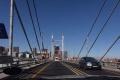 Pont Nelson Mandela : Pont à haubans, achevé en 2003 pour le 85ème anniversaire de Nelson Mandela à l'entrée de Braamfontein. C'est le plus long pont d'Afrique du Sud et le symbole de la renaissance du centre ville