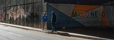 Street art à Johannesburg, quartier de Maboneng