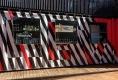 Bar branché de Maboneng, Johannesburg