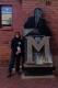 Marion et Mandela. Maison de Mandela à Soweto