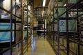 Musée de l'Apartheid. : une entrée pour les Blancs et une autre pour les Noirs pour ne pas oublier. Au-delà de ces portes les photos sont interdites