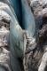 Crevasse sur le micro-glacier de Kerlingarfjöll