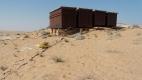 Réservoir d'eau de Kolmanskop