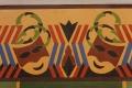 Frise de la Théâtre de salle de gymnastique de Kolmanskop