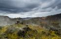 Géothermie dans les coulées de lave du Laugarhraun