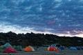Camp de base du Landmannalaugar
