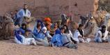 Fête à M'ahmid aux portes du Sahara