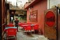 Coca-cola est l'autre héros de l'Amérique du Sud. C'est la boisson la plus servie au restaurant. Mercado del Puerto de Montevideo