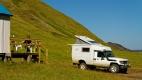 Notre camp de base au landmannalaugar
