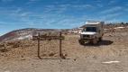 Première piste à près de 5000 m, Abra de l'Acay dans le nord de l'Argentine