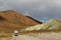 Ruta 40 au nord de Susques, nord de l'Argentine