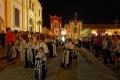 Procession du Mardi Saint devant l'Eglise de l'Immaculée Conception de Mompox