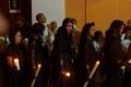 Les pleureuses de Jésus  à  « La Procession des Adieux » du Vendredi Saint