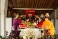 """La Dernière Cène est conservée toute l'année dans cette maison. Mompox est la seule ville au monde possédant une """" maison des Apôtres"""""""