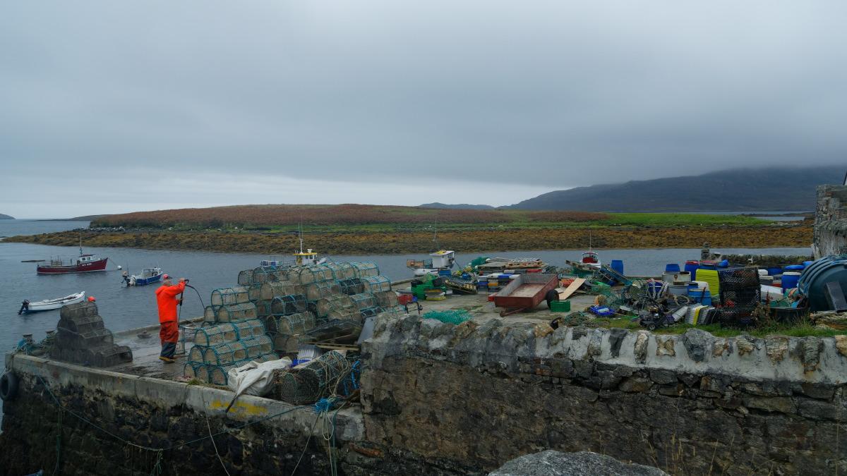 Port - North Uist